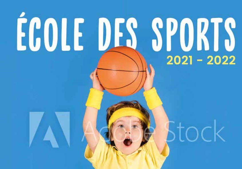 Catalogue ecole des sports 2021-2022