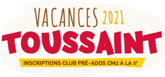 Vacances Toussaint club ados